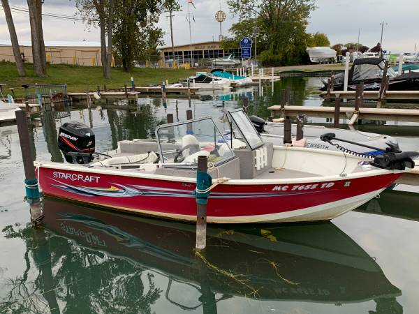 For sale - 2008 starcraft starfire dc fishing boat - boats - by...