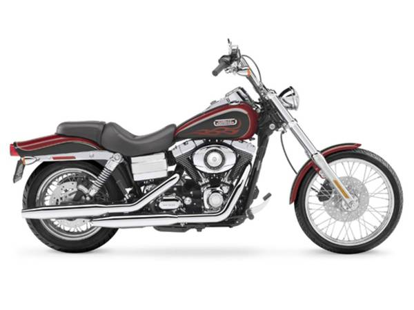 2007 harley-davidson fxdwg - dyna wide glide - motorcycles/scooters...