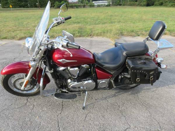 2008 kawasaki vulcan 900 classic - motorcycles/scooters - by dealer...