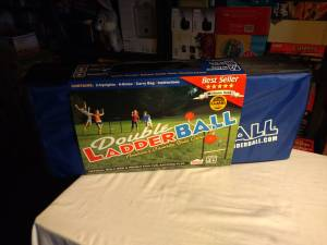 Maranda Enterprises Double Ladderball Game GAME OF THE YEAR AWARD (Columbus) for sale