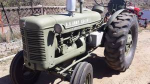 Rare Military Army Tractor 1950's International