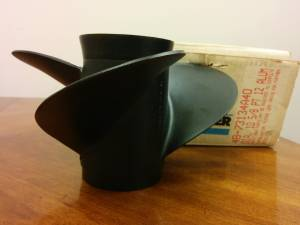 MERCURY PROPELLER for 25 to 70 HP OUTBOARD MOTORS (haddon township) for sale