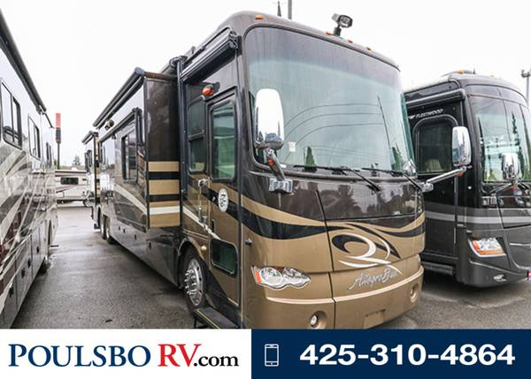 2011 tiffin allegro bus 43qgp used - rvs - by dealer - vehicle...