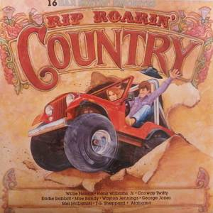 "1983 VARIOUS ARTISTS ""RIP ROARIN' COUNTRY"" 33 1/3rpm RECORD ALBUM LP (S.E. CLEVELAND) for sale  Detroit"