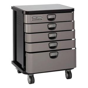 Craftsman Toolbox Mobile Cabinet Tool Cart - New (Rockland, Maine) for sale  Boston