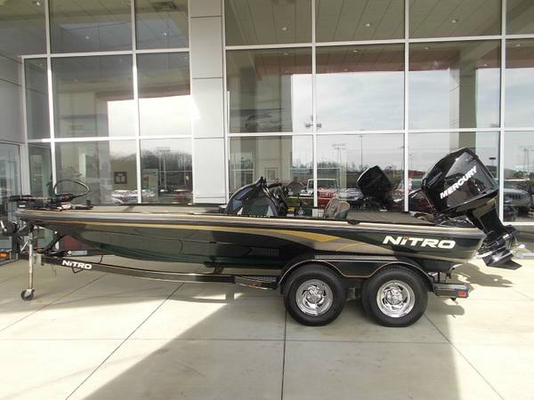 2006 nitro nx898 bass boat - boats - by owner - marine sale