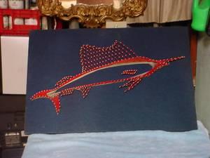 Hand made art work (Pasadena) $20