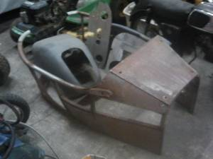 Ford T Bucket - Rod custom Body. Roadster and Parts (Carnation WA) for sale  Seattle