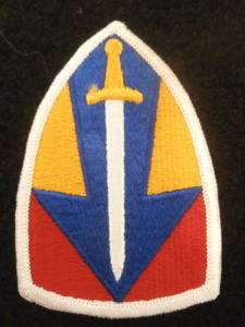 Used, 2ND FIELD FORCE VIETNAM PATCH + MAC V +AMERICAN FLAG PATCH (Roseville) for sale