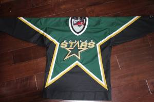 Dallas Stars Hockey jersey size S youth (White Rock) for sale
