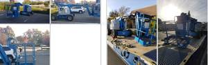 Aerial Boom Lifts For Sale (Various) for sale