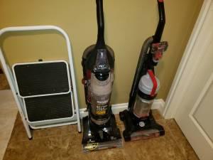 Eureka vacuum cleaner as1104 (Moore) for sale