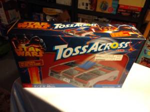 Used, Star Wars the Force Awakens Table-Top Toss Across NEW Tic TAC Toe Game (Columbus) for sale