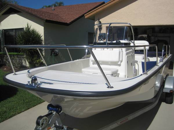 2011 boston whaler montauk 150 - boats - by owner - marine sale