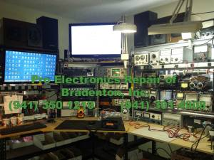 I fix, rebuild Amps, PA and all types of music electronics (Bradenton), used for sale